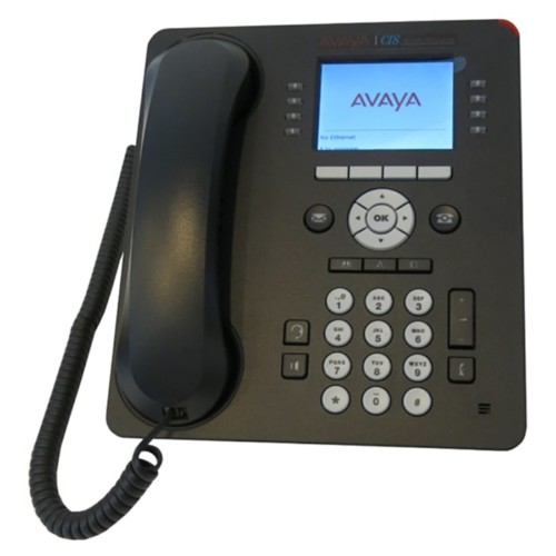Avaya 9611G Fiber Enabled VoIP Phone - CIS Secure Computing