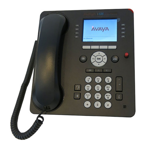 Avaya 9611G TSG Approved IP Phone - CIS Secure Computing