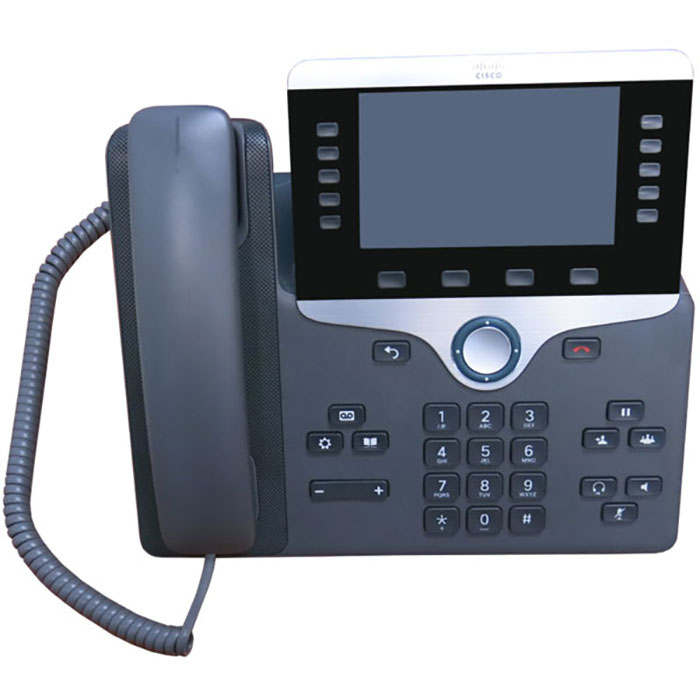 Cisco 8841 Fiber Enabled VoIP Phone CIS Secure Computing