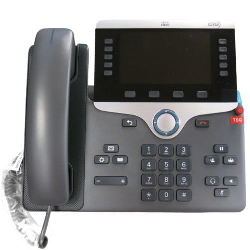 Cisco 8841 TSG Approved IP Phone CIS Secure Computing
