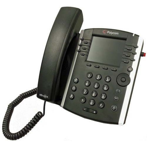 Polycom VVX 411 TSG Approved IP Phone CIS Secure Computing