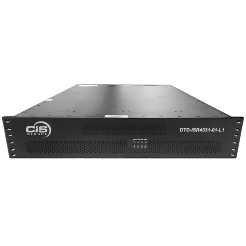 TEMPEST Cisco 4331 Integrated Services Router CIS Secure Computing