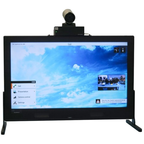 TEMPEST Cisco SX20 Group System with 55-inch High Definition LED Display CIS Secure Computing