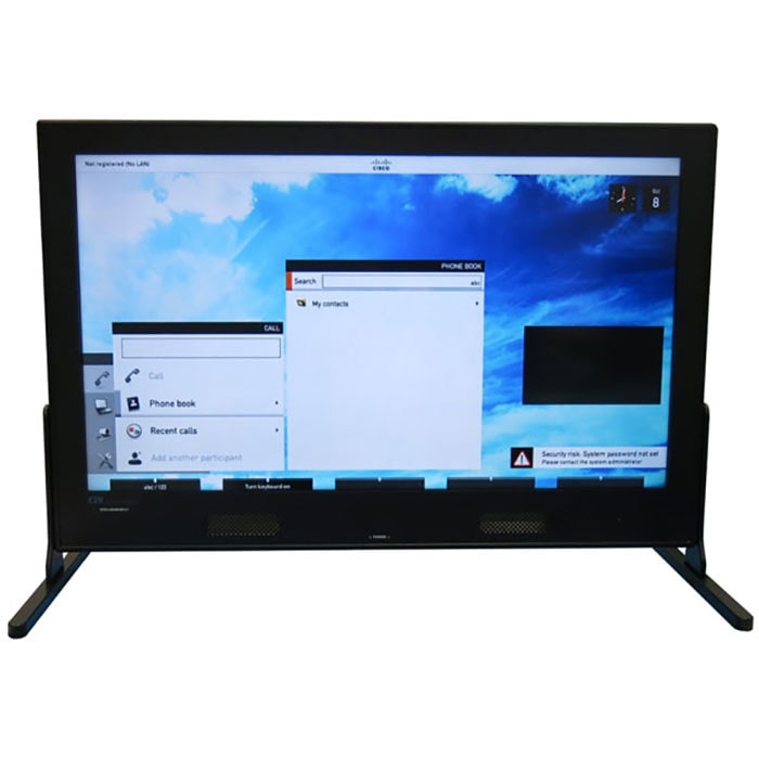 TEMPEST High Definition 55-inch Display CIS Secure Computing