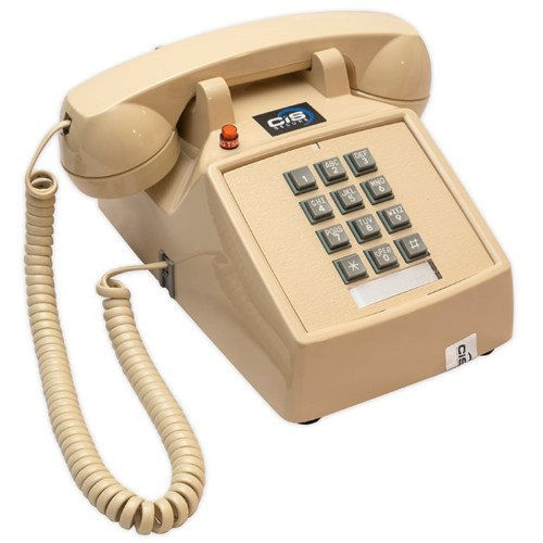 TSG Approved Analog Desktop Phone CIS Secure Computing