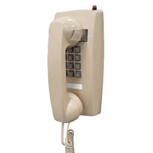 TSG Approved Analog Wall Mount Phone CIS Secure Computing