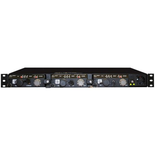 Triple KG-250X Rugged Rack Mount Enclosure CIS Secure Computing